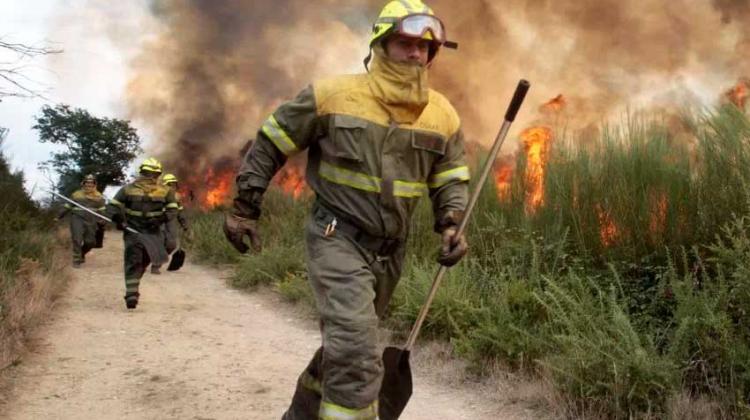 Bomberos forestales tendrán más información a pie de incendio