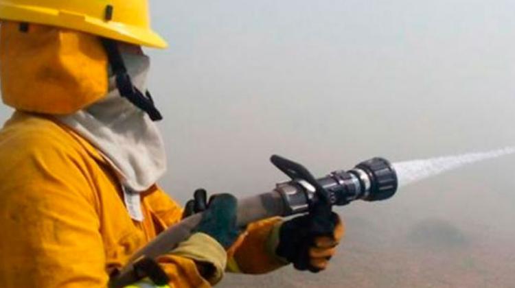 Confirman primer caso de COVID-19 en bomberos de Puerto Colombia
