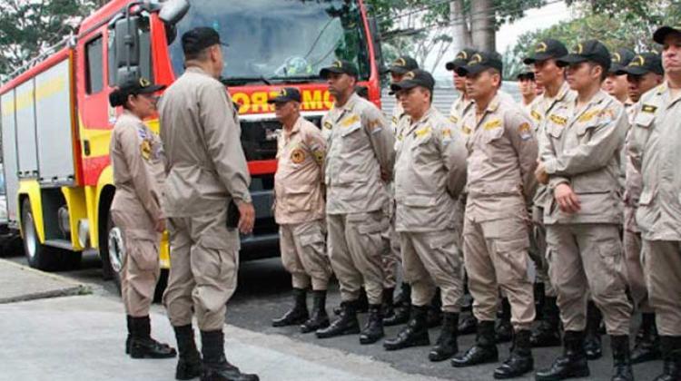 10 bomberos dan positivos y 5 están a la espera de resultados en SPS