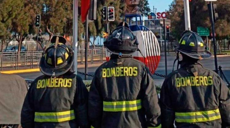 Bomberos cierra dos cuarteles por confirmación de voluntario con Covid-19