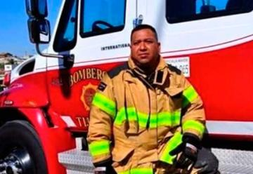 Muere bombero por coronavirus en Tijuana