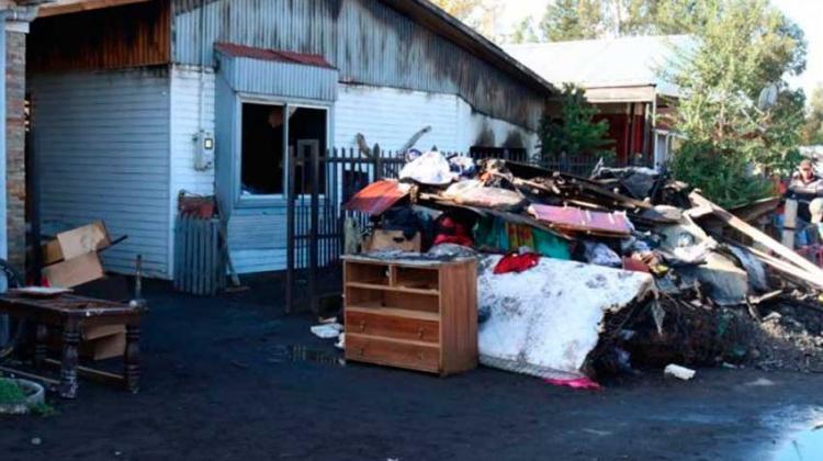 Bomberos muere en medio de combate de incendio en Cabrero