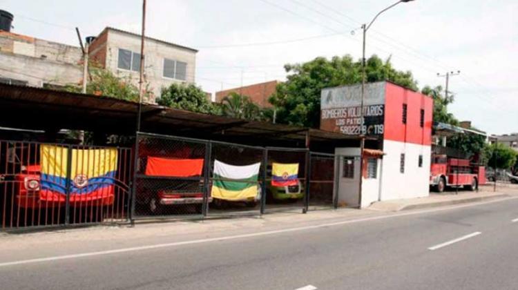 Embargo: Los Patios se queda sin el Cuerpo de Bomberos