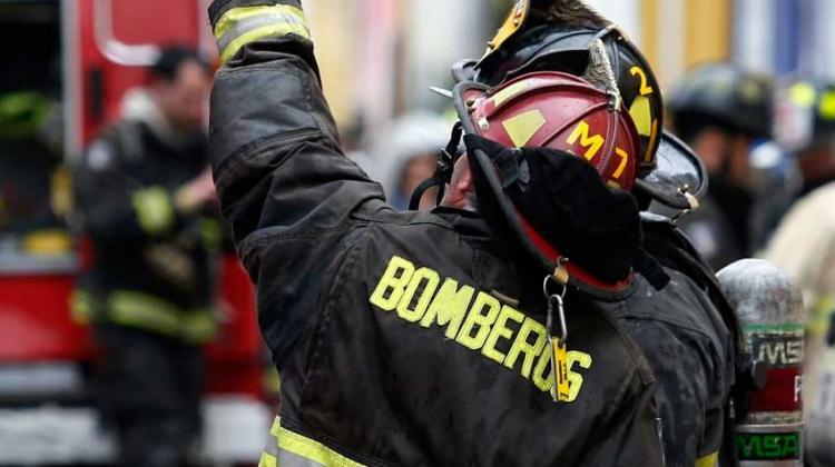 Falso comandante intentó estafar a bomberos de Valparaíso