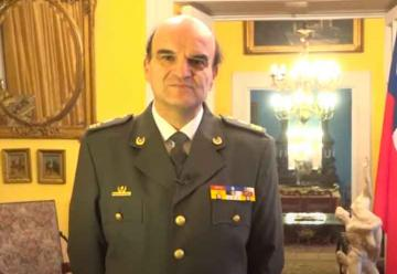 Presidente Nacional saluda a Bomberos por un nuevo Aniversario