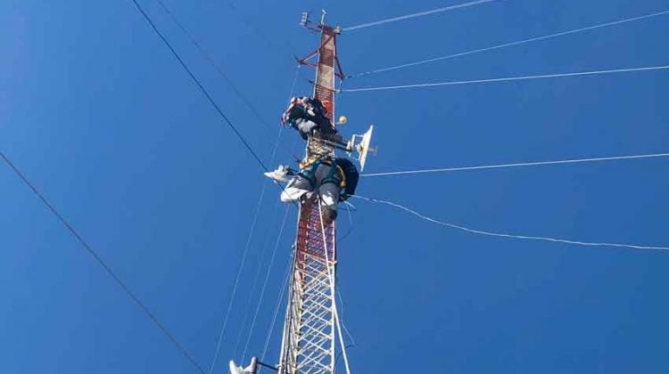 Bomberos de Moreno incorporó nueva tecnología en comunicaciones