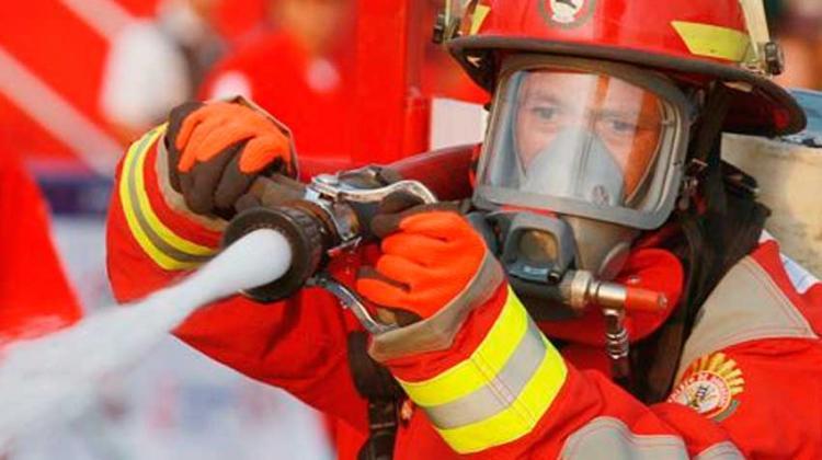 11 bomberos fallecieron por la COVID-19 y 548 resultaron positivos