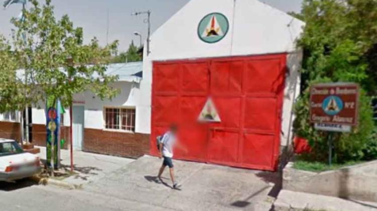 Un caso positivo en el cuartel de bomberos Gregorio Álvarez
