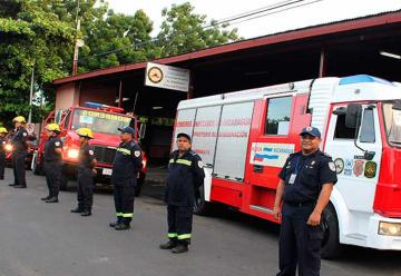 Río Blanco tendrá dos camiones de bomberos y 11 efectivos