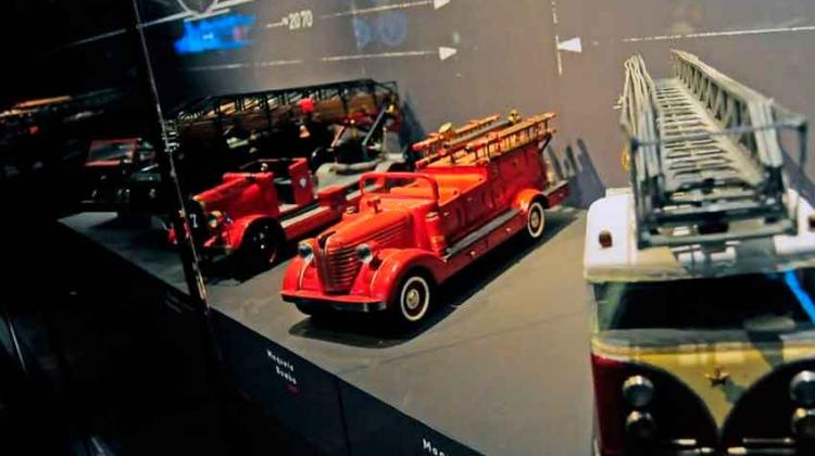 Actividades del Museo de los Bomberos de Santiago