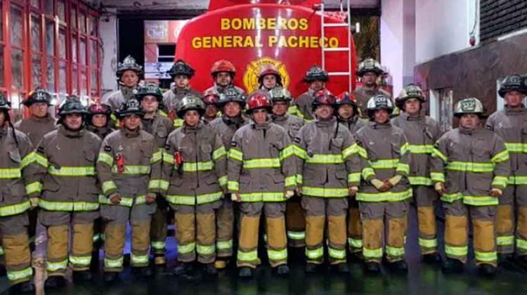 Seis bomberos de Pacheco se contagiaron de coronavirus