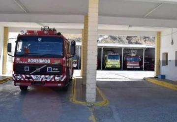 Cerraron cuartel de bomberos por tres casos de coronavirus