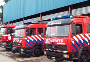 Contagio de COVID entre los bomberos de Del Viso