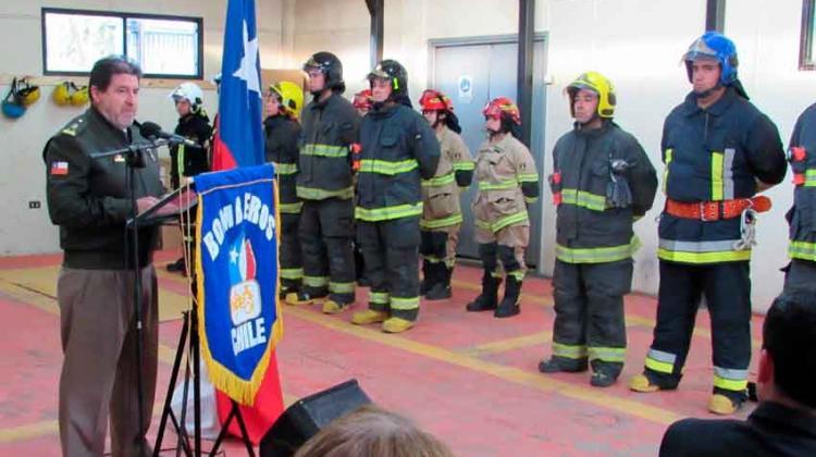Es prioritario financiar construcción del cuartel de Chile Chico