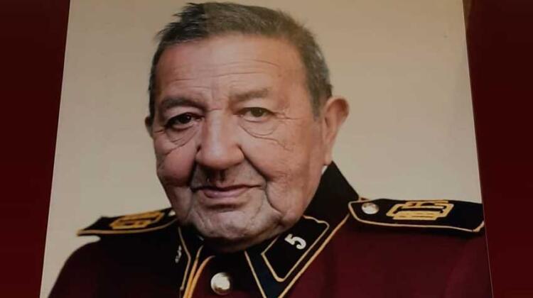 Falleció fundador de la Quinta Compañía de Bomberos de Rancagua