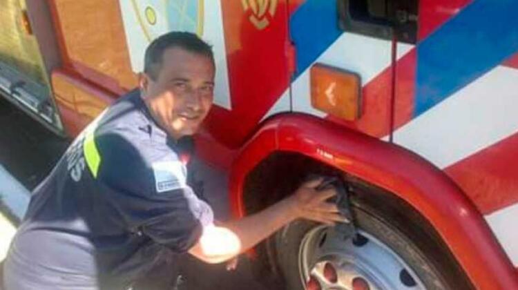 Murió un Bombero Voluntario de Del Viso por Covid-19