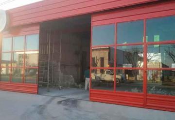Bomberos de Devoto continúa con las remodelaciones