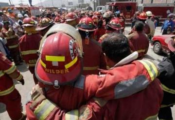 Al menos 25 bomberos se contagiaron con la COVID-19