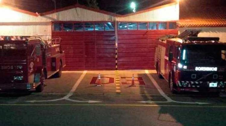 Hisopados negativos para los bomberos aislados y reabren el Cuartel