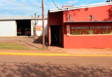 Toda una ciudad en Misiones quedó sin Bomberos Voluntarios