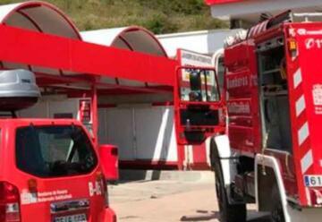 Un parque de bomberos de Navarra cierra «por falta de efectivos»