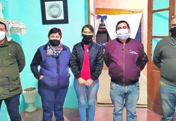 Villa Clara inauguró su cuartel de Bomberos Voluntarios