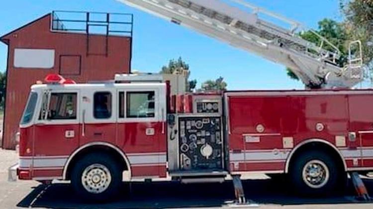 Bomberos de Lincoln adquirió nuevo equipamiento y escalera mecánica
