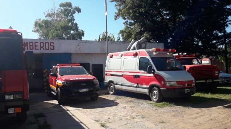 Cierran el cuartel de bomberos de Palpalá por coronavirus