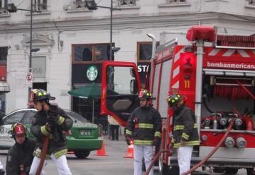 Bomberos de Valparaíso realizaran una rifa virtual para recaudar fondos