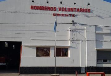 Bomberos Voluntarios de Oriente celebran su 42° aniversario