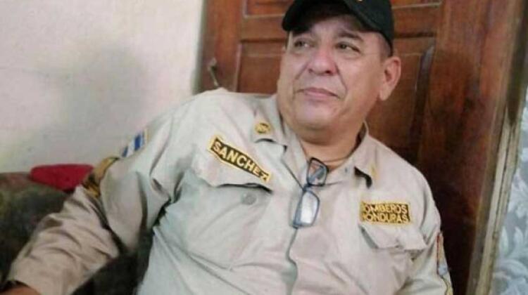 Muere por COVID un veterano sargento del Cuerpo de Bomberos