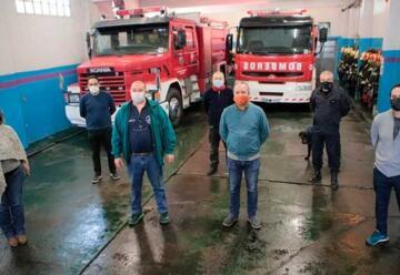 ACUMAR construirá un cuartel de bomberos en Lanús Oeste