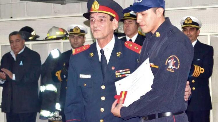 Falleció el Comandante Juan Carlos De León
