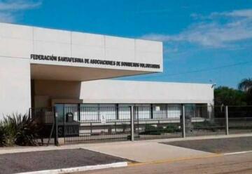 La Federación Santafesina de Bomberos celebra su 50º aniversario