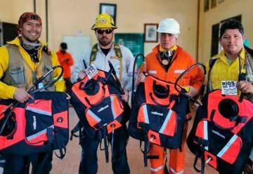 Activistas medioambientales piden ayuda para ayudar a los bomberos