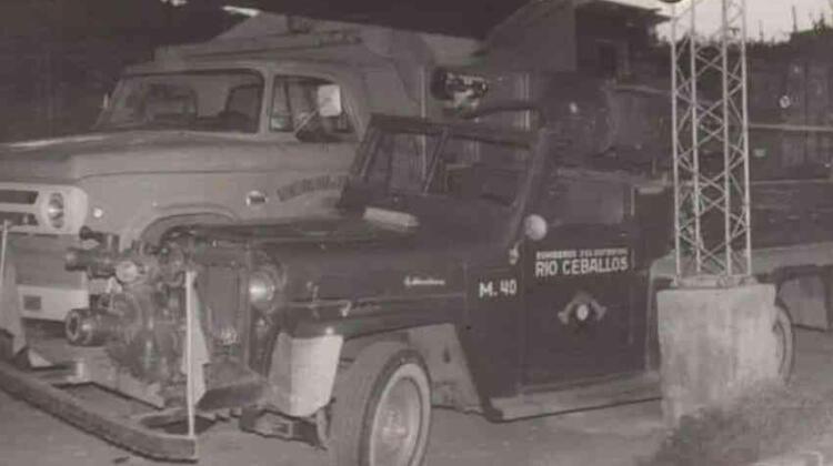 Bomberos Voluntarios de Río Ceballos cumplió 48 años