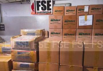 Equipamiento para Bomberos de Santiago del Estero
