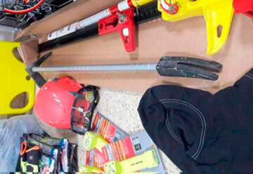 Bomberos Voluntarios incorporaron importante equipamiento