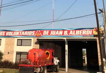 Bomberos de Juan Bautista Alberdi cuenta con un nuevo sistema de comunicaciones