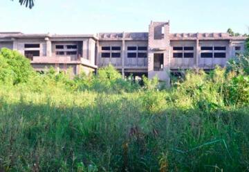 Futuro cuartel de Bomberos cumple 13 años de abandono
