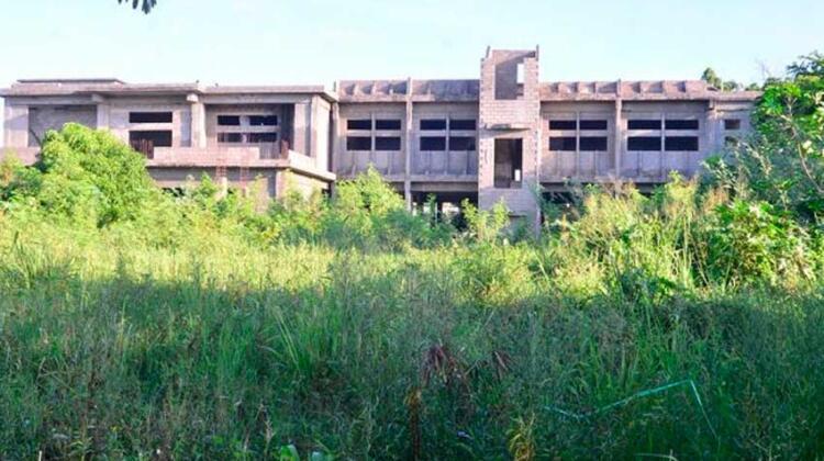 Futuro cuartel de Bomberos cumple 13 años de abandon0