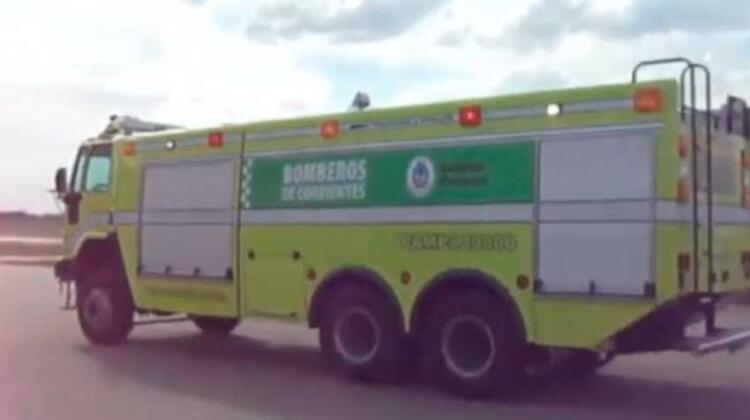 Unidad de Bomberos de Corrientes