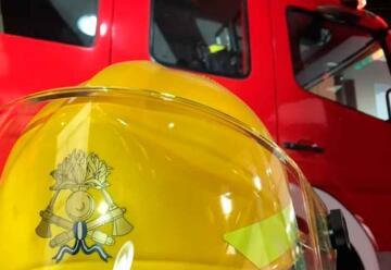 Aislaron a los bomberos de Doblas por Covid-19
