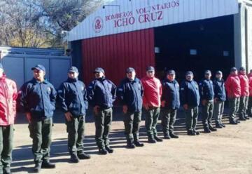 """Proponen que el cuartel de Bomberos lleve el nombre de """"Diego Concha"""""""