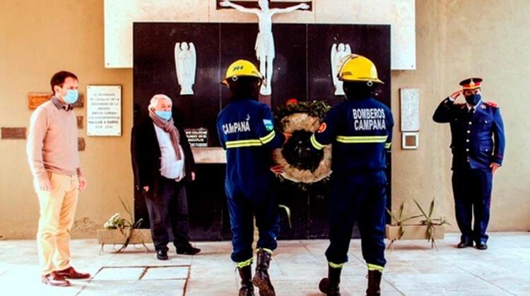 71º Aniversario de los Bomberos Voluntarios de Campana