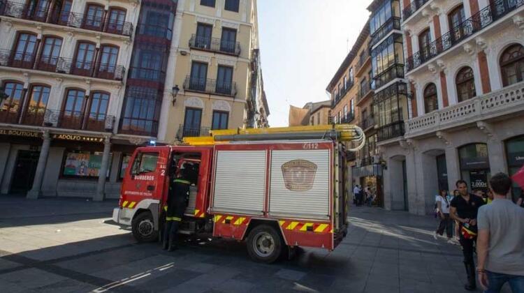 Compraran nuevos equipos de proteccion para bomberos de Toledo