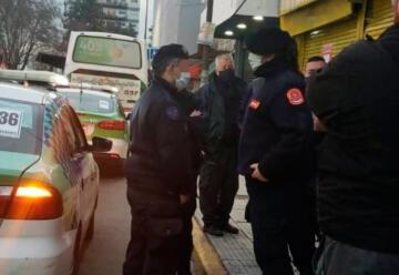 """Se disfrazaron de bomberos voluntarios para pedir """"colaboraciones"""""""