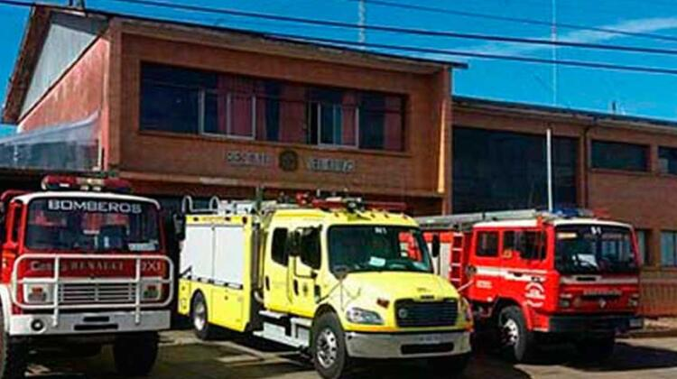 Investigan ataque a operadora de Bomberos en Collipulli
