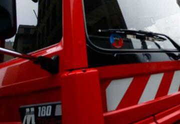 Bomberos denuncia ataque a balazos cuando volvían de combatir incendio