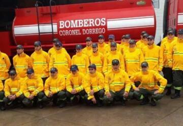 Donan un vehículo municipal a Bomberos de Coronel Dorrego